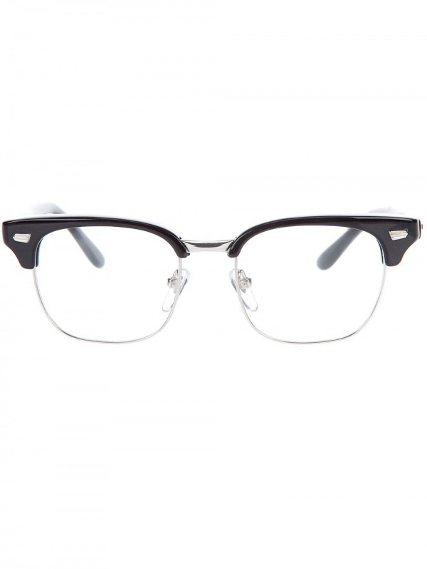 Cutler & Gross \'Malcolm X\' Eyeglasses | Frame Geek