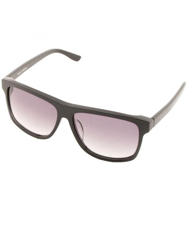 Henrik Vibskov Black Rimmed Sunglasses Henrik Vibskov Black Rimmed Sunglasses