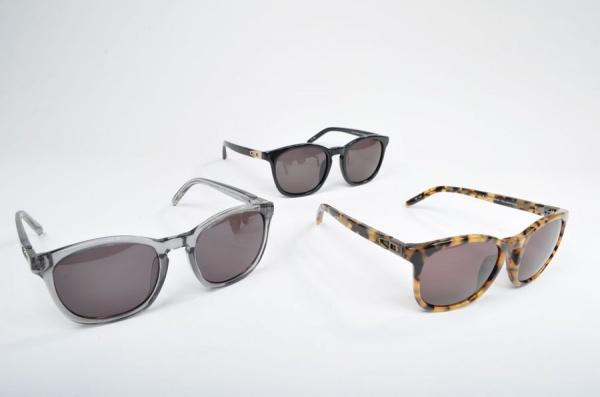 Linda Farrow for Alexander Wang Sunglasses 01 Linda Farrow for Alexander Wang Sunglasses Collection