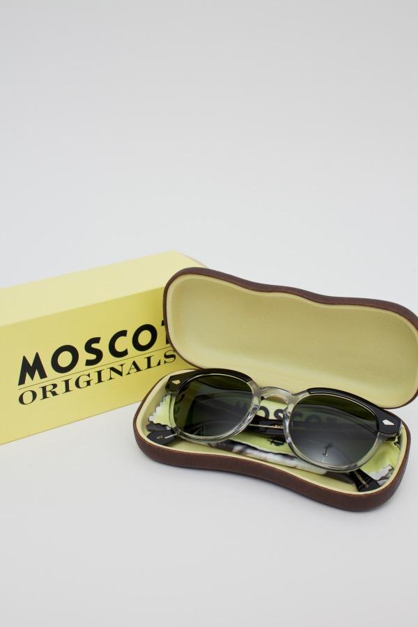 0743c13d78 Moscot Lemtosh Black Crystal G15 Sunglasses