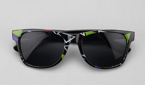 Neogeo Pattern Wayfarer Sunglasses 1 Neogeo Pattern Wayfarer Sunglasses