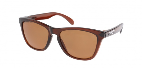 Oakley Frogskin Wayfarer Sunglasses in Brown 1 Oakley Frogskin Wayfarer Sunglasses in Brown