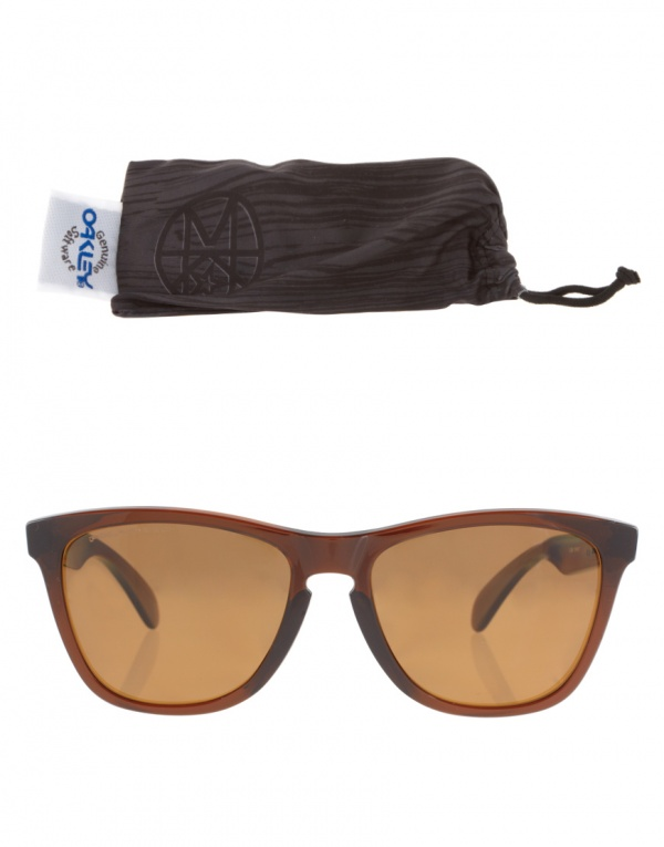 Oakley Frogskins Brown