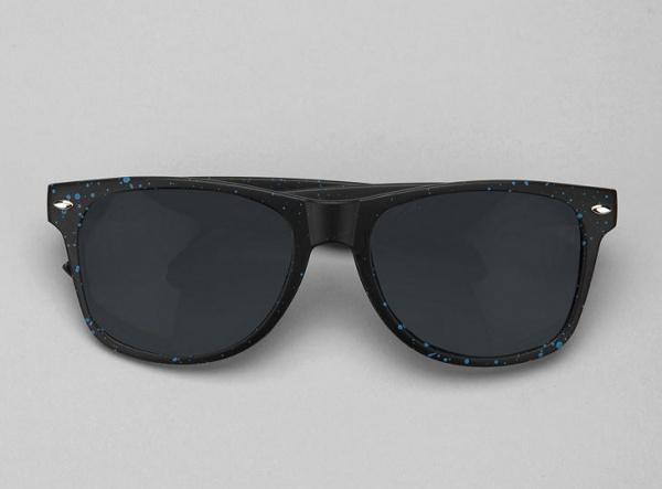 Paint Splatter Wayfarer Sunglasses 1 Paint Splatter Wayfarer Sunglasses