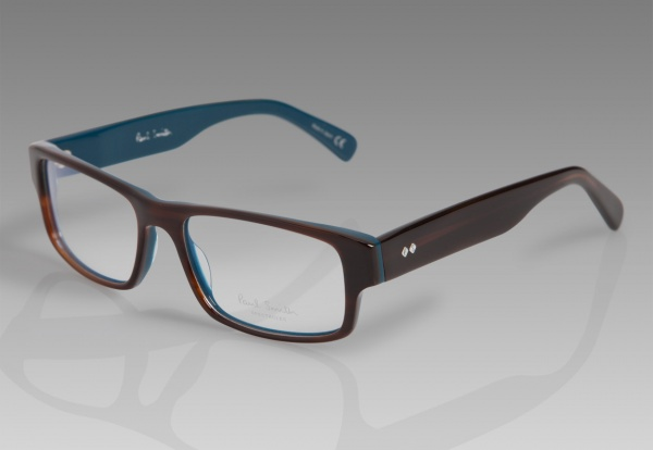 Paul Smith Butler Spectacles in Blue 1 Paul Smith Butler Spectacles in Blue