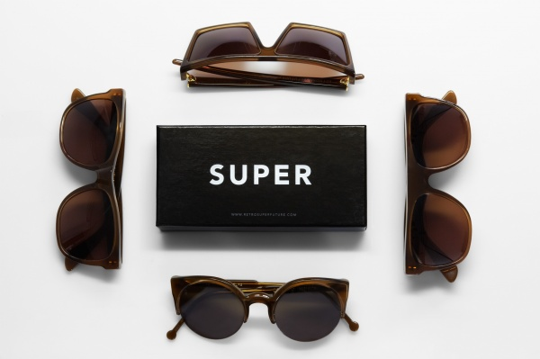 SUPER Tone on Tone Sunglasses SUPER Tone on Tone Sunglasses