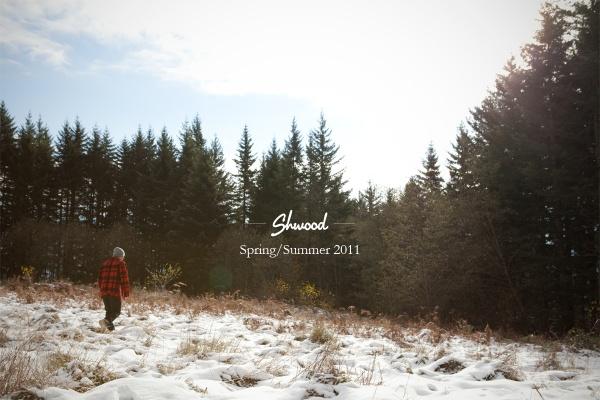 Shwood Spring   Summer 2011 Lookbook 01 Shwood Spring / Summer 2011 Lookbook