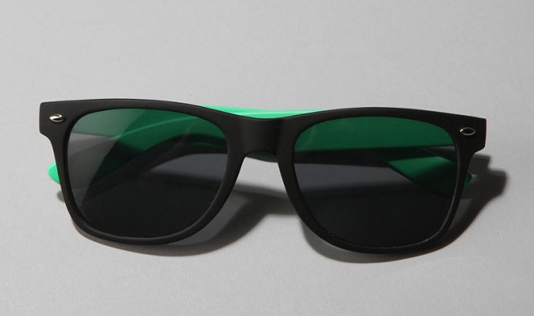 UO Rubberized Sunglasses 1 UO Rubberized Sunglasses