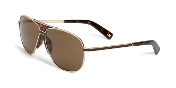 William Rast Metal Tortoise Aviator Sunglasses William Rast Metal & Tortoise Aviator Sunglasses
