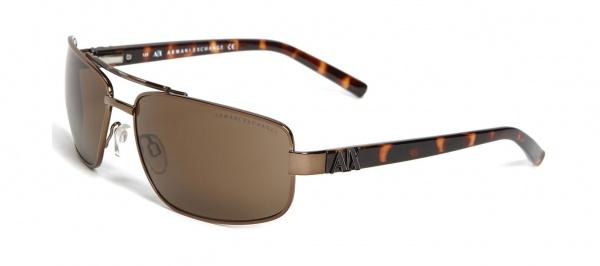 Armani Exchange Metal Rim Sunglasses Armani Exchange Metal Rim Sunglasses