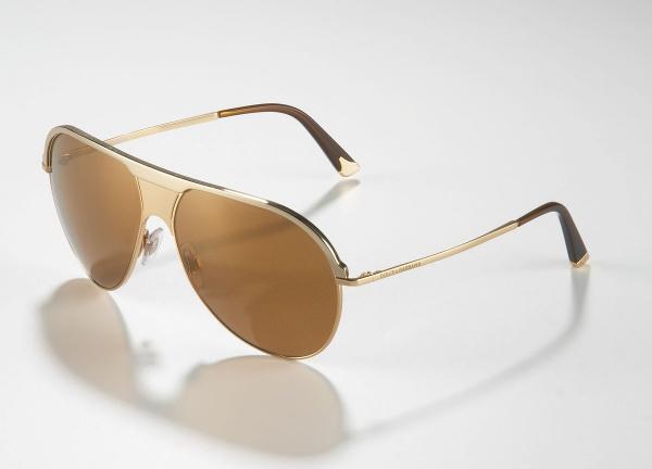 Dolce Gabbana Mirror Lens Aviator Sunglasses Dolce & Gabbana Mirror Lens Aviator Sunglasses