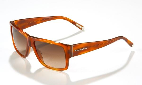 Dolce Gabbana Square Tortoise Plastic Sunglasses Dolce & Gabbana Square Tortoise Plastic Sunglasses