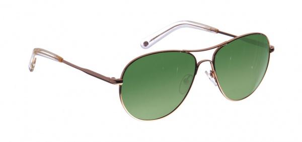 Garrett Leight Speedway Sunglasses in Green Garrett Leight Speedway Sunglasses in Green