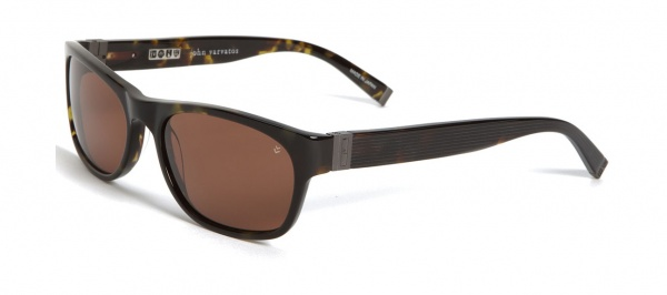 John Varvatos Swirl Plastic Sunglasses John Varvatos Swirl Plastic Sunglasses
