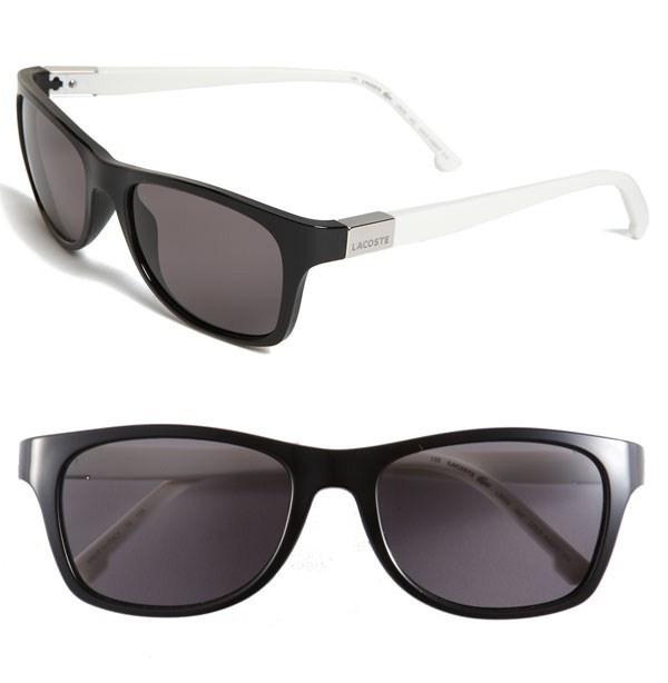 Lacoste 2 Tone Plastic Sunglasses Lacoste 2 Tone Plastic Sunglasses