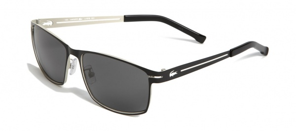 Lacoste Cutout Logo Metal Sunglasses Lacoste Cutout Logo Metal Sunglasses