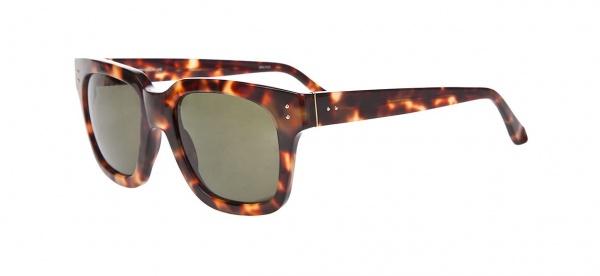 Linda Farrow Luxe Tortoiseshell Sunglasses 1 Linda Farrow Luxe Tortoiseshell Sunglasses
