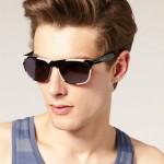 Marc By Marc Jacobs Black White Wayfarer Sunglasses 4 150x150 Marc By Marc Jacobs Black & White Wayfarer Sunglasses