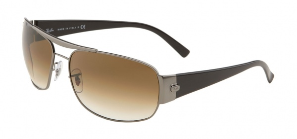Ray-Ban Square Wrap Aviator Sunglasses