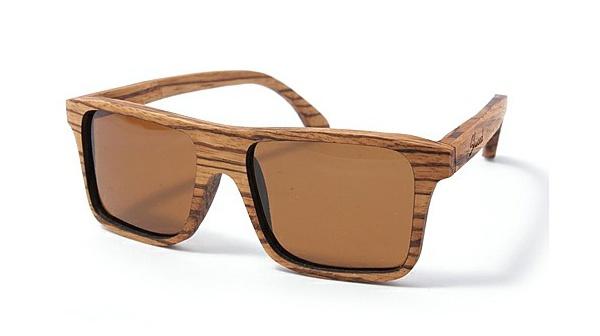 Shwood Govy Zebrawood Sunglasses 1 Shwood Govy Zebrawood Sunglasses