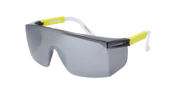 Spitfire Wrap Sunglasses in 80s Fluro Spitfire Wrap Sunglasses in 80s Fluro