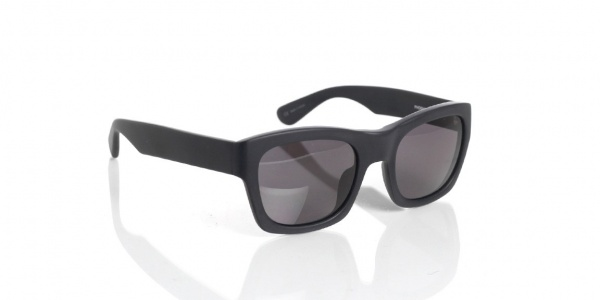 The Hundreds Phoenix Flat Black Sunglasses 1 The Hundreds Phoenix Flat Black Sunglasses