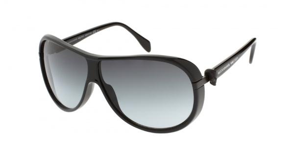 Alexander McQueen Visor Sunglasses Alexander McQueen Visor Sunglasses