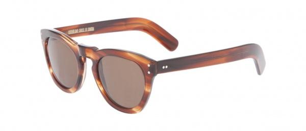 Cutler Gross Thick Tortoiseshell Sunglasses 1 Cutler & Gross Thick Tortoiseshell Sunglasses