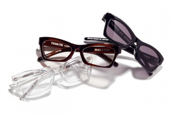 EFFECTOR Towa Tei Maestro Glasses EFFECTOR & Towa Tei Maestro Glasses