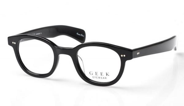 Geek Eyewear Round Wayfarer Eyeglasses 1 Geek Eyewear Round Wayfarer Eyeglasses