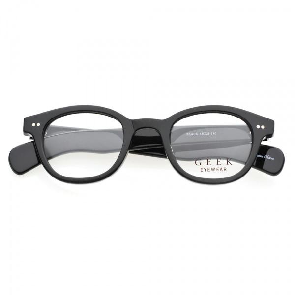 geek eyewear round wayfarer eyeglasses