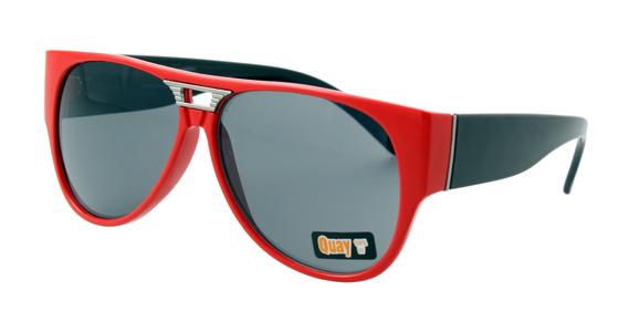 Quay Eyewear 1458 Red Quay Eyewear 1458 Red