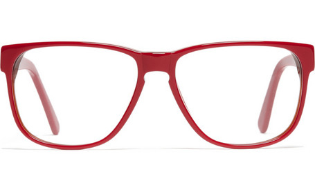 Selima Optique Red Framed Glasses5 Selima Optique Red Framed Glasses