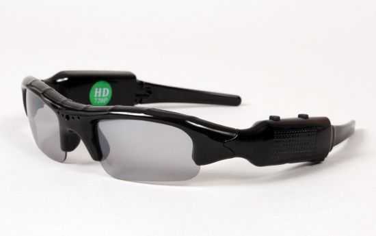 HD Camcorder Sunglasses HD Camcorder Sunglasses