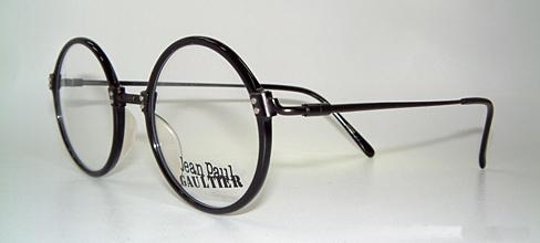 Jean Paul Gautier Vinatge Black Round Jean Paul Gautier Vintage 90s Rounds