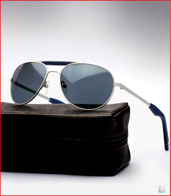 Mosley Tribes Crane Matte White Sunglasses