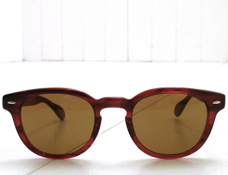 Oliver Peoples Red Havana Sheldrake Sunglasses 3 Oliver Peoples Red Havana Sheldrake Sunglasses
