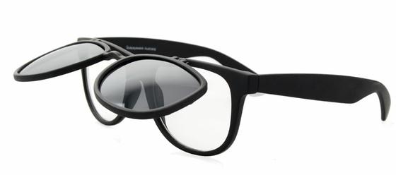 Quay Eyewear 1413c Quay Eyewear Flip Up 1413