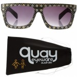 Quay Eyewear 2 150x150 Quay Eyewear Patterned Frame
