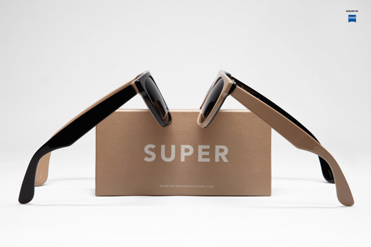 Super izzue Hilary Tsui Special Edition Flat Tops Super & izzue & Hilary Tsui Special Edition Flat Tops