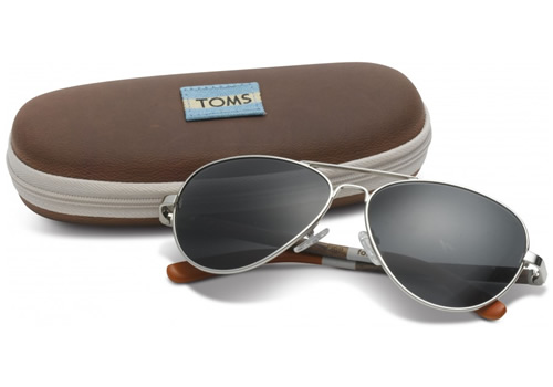 TOMS New Eyewear Collection TOMS New Eyewear Collection