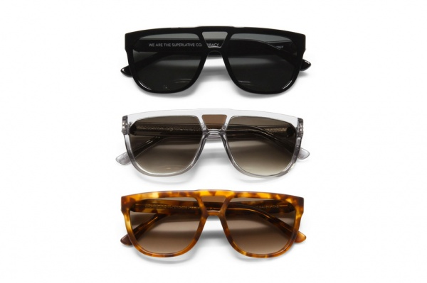 WeSC X RetroSuperFuture Spring 2011d WeSC by Retrosuperfuture Summer 2011 Sunglasses