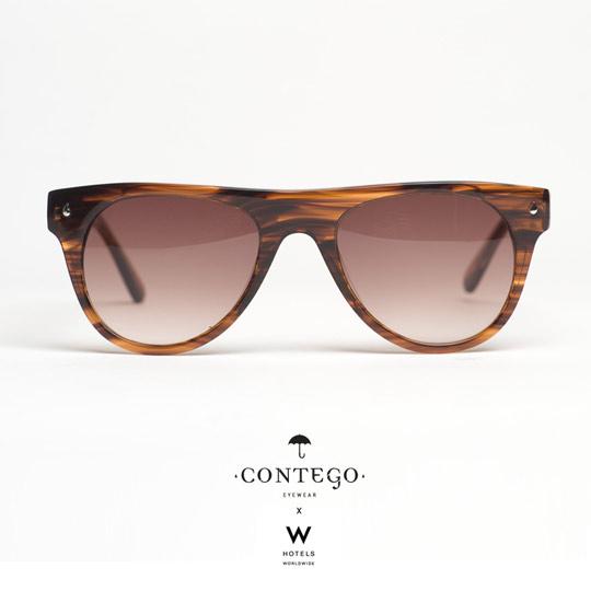 contego4 W Hotel x Contego 'Kippling' Sunglasses