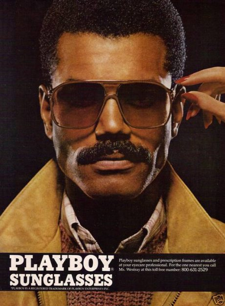playboy poster Vintage Playboy Sunglasses Ad