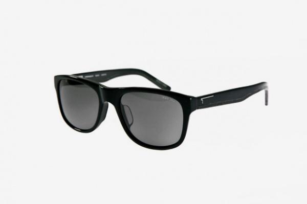 tumi 2011 springsummer sunglasses 1 Tumi Eyewear SS11 Black Acetate