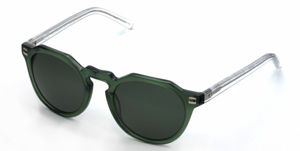 Collab Daylighter Green Colab Eyewear Daylighter Green