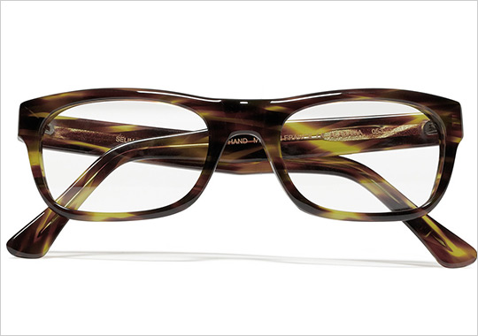 selima oval tortoise eyeglasses 1 Salima Optique Oval Glasses