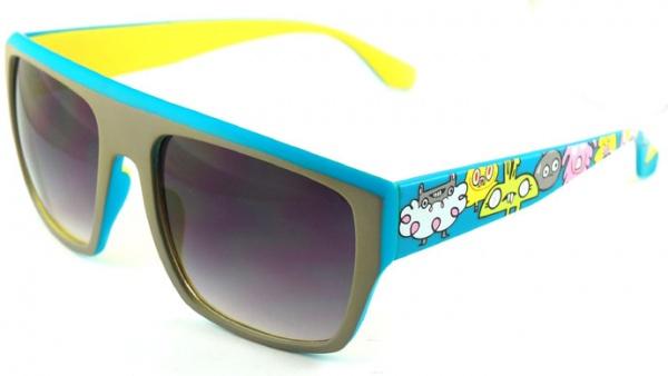 Maek Eyewear Jon Burgerman Sunglasses Maek Eyewear & Jon Burgerman Sunglasses