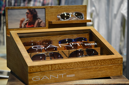 gant rugger sunglasses fall winter 2011 barneys scoop nyc 1 Gant Rugger Sunglasses 2011