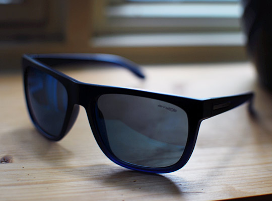 Arnette Sunglasses  del the funky sapien x arnette sunglasses frame geek